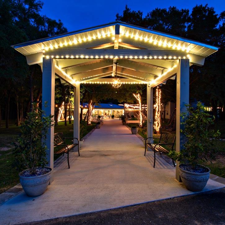 San Antonio Event Venues   Retreat Locations in Texas   Texas Hill Country   San Antonio Outdoor Wedding Venues